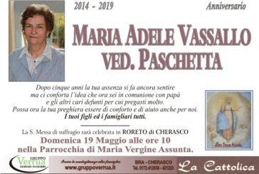 Maria Adele Vassallo ved. Paschetta