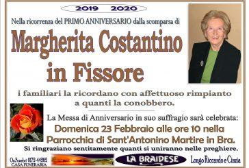 Margherita Costantino in Fissore