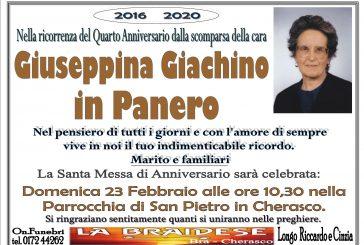 Giuseppina Giachino in Panero