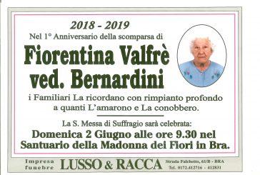 Fiorentina Valfrè ved. Bernardini