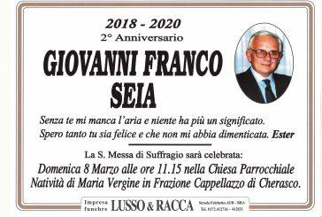 Giovanni Franco Seia