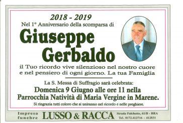 Giuseppe Gerbaldo