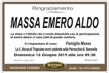 Aldo Massa Emero