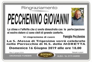 Giovanni Pecchenino