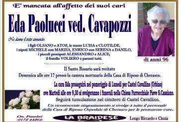 Eda Paolucci ved. Cavapozzi