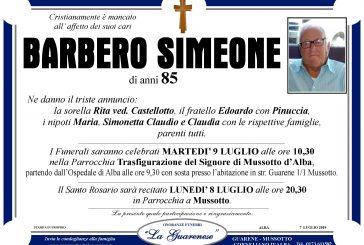 Simeone Barbero