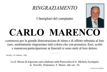 Carlo Marenco