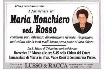 Maria Monchiero ved. Rosso