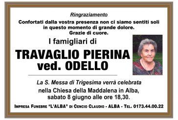 Pierina Travaglio ved. Odello