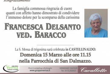 Francesca Delsanto ved. Baracco