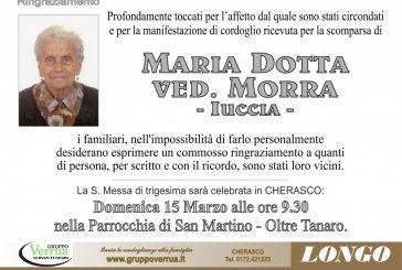 Maria Dotta ved. Morra (Iuccia)