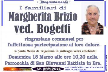Margherita Brizio ved. Bogetti
