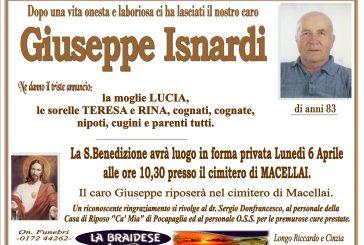 Giuseppe Isnardi