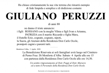 Giuliano Peruzzi