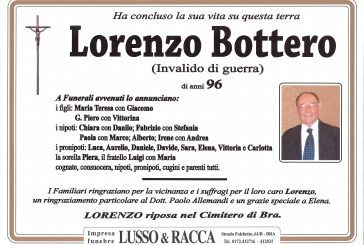 Lorenzo Bottero