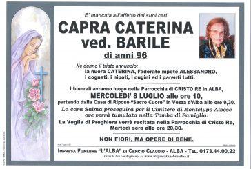 Caterina Capra ved. Barile