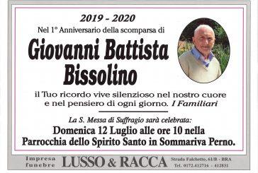 Giovanni Battista Bissolino