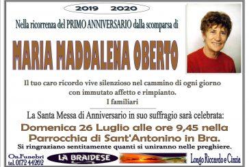Maria Maddalena Oberto