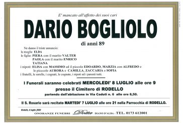 Dario Bogliolo