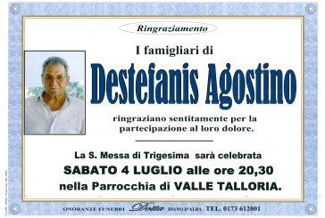 Agostino Destefanis