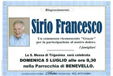 Francesco Sirio