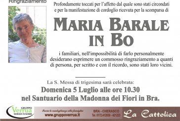 Maria Barale in Bo