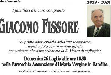 Giacomo Fissore