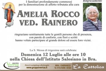 Amelia Rocco ved. Rainero