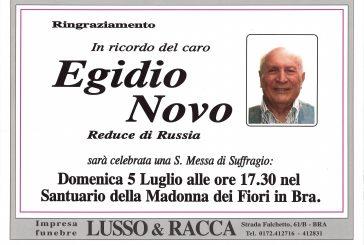 Egidio Novo