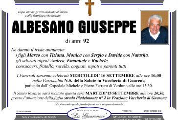 Giuseppe Albesano