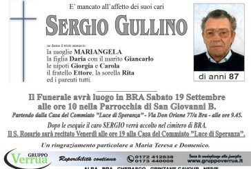 Sergio Gullino