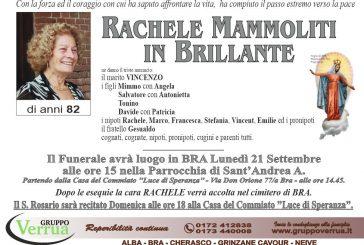 Rachele Mammoliti in Brillante