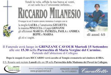 Riccardo Milanesio