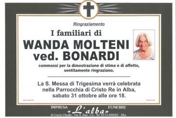 Wanda Molteni ved. Bonardi