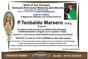 Padre Teobaldo Marsero