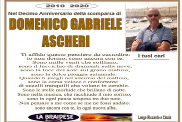 Domenico Gabriele Ascheri