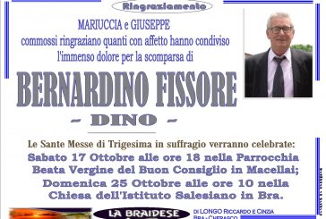 Bernardino Fissore (Dino)