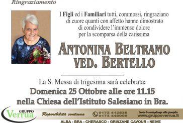Antonina Beltramo ved. Bertello