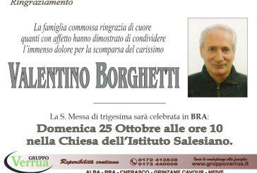 Valentino Borghetti