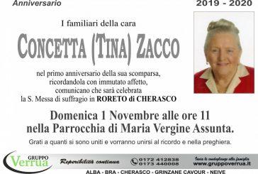 Concetta (Tina) Zacco