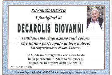 Giovanni Decarolis
