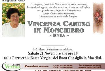 Vincenza Caruso in Monchiero (Enza)