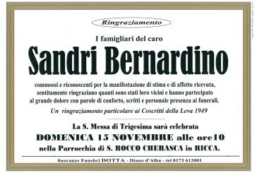 Bernardino Sandri