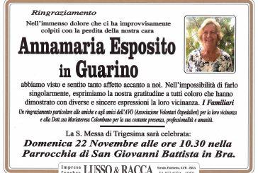 Annamaria Esposito in Guarino