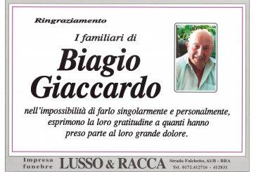 Biagio Giaccardo