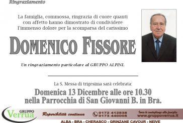 Fissore Domenico