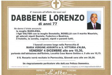 Lorenzo Dabbene