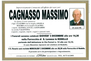 Massimo Cagnasso