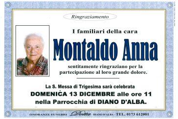 Anna Montaldo