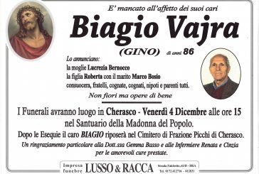 Biagio Vajra (Gino)